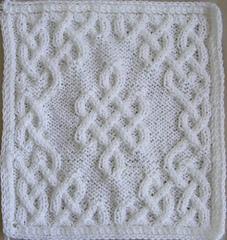 Ravelry: Celtic Afghan Squares pattern by Devorgilla's ...