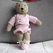 Ballerina Bear pattern