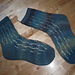 Odin Socken pattern