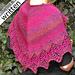 Tuch / shawl *Marella* pattern