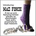 Mae Finch pattern