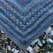 Winter Thaw Shawl pattern