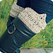Ariel Boot Cuffs pattern