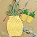 Yummy Pineapples pattern