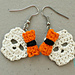 Sally Skulls Earrings pattern