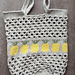 Patsy Pineapples Market Tote pattern