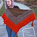 Olivia Triangle Shawl pattern