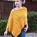 Whitney Poncho pattern