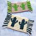 Cute Cactus Mug Rug pattern