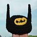 Batman Baby Beanie pattern