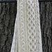 Lupin Scarf pattern