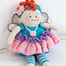 Tooth Fairy Doll pattern