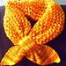 Stylish Ascot Scarf pattern