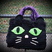 Kitty Cat Halloween Candy Hauler Tote pattern