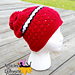 Primrose Slouch Hat pattern