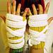 Mummy Gloves (Fingerless) pattern