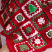 Christmas Blanket CAL pattern