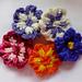 Loopy Flowers pattern