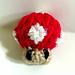 Mario's Super Mushroom pattern