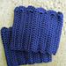 Simple Boot Cuffs pattern