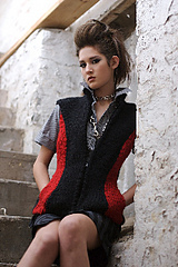 Swizzle vest
