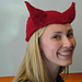 Snow devil hat pattern
