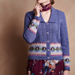 Iris Cardigan pattern