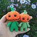 Pumpkin baby toy pattern