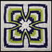 Celtic Cross - May WWBAMCAL pattern