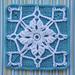 Texas Snowflake pattern