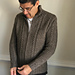 Tilghman Men's Cardigan pattern