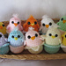 Donnas Easter Chick pattern