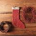 Holiday Stocking (Miss Eiderdown's Stocking) pattern