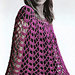 Raspberry Charlotte Poncho pattern