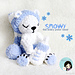 Snowy the Baby Polar Bear pattern