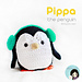 Pippa the Penguin pattern