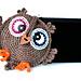 Owl Case pattern