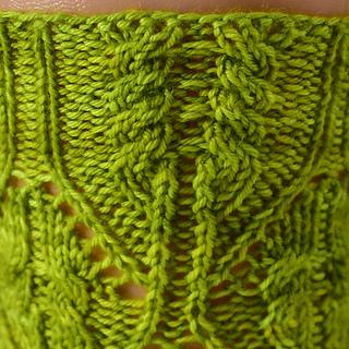 Cuff detail of Ferngully
