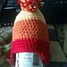 Cunning Hat Bottle Cozy pattern