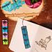 Dragonfly Pop Bookmark pattern