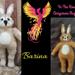 Barina the ITR Bunny pattern