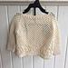 Baby Sand Dollar Sweater pattern