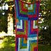 Rocketry Baby Blanket pattern