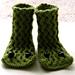 Alpaca Gator Socks pattern