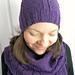 Antares Hat pattern
