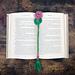 Rosette Bookmark pattern