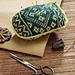 A Silk Pincushion to Knit pattern