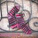 Rumšiškės in Summer Socks pattern