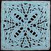Romantique Afghan Block pattern