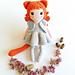 Cat Fairy Girl Amigurumi pattern